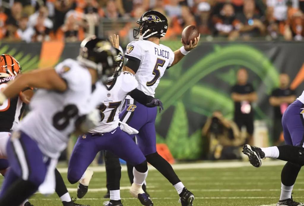 Ravens New Uniform Ensemble 09152018 | Baltimore Ravens News