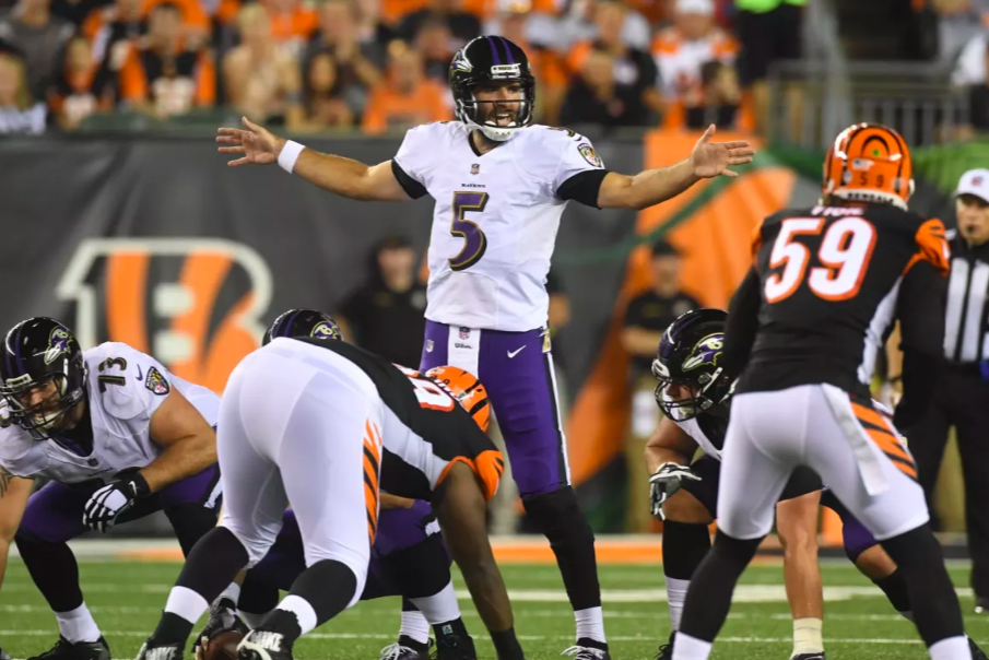 Ravens vs Bengals – Friday/Game Status