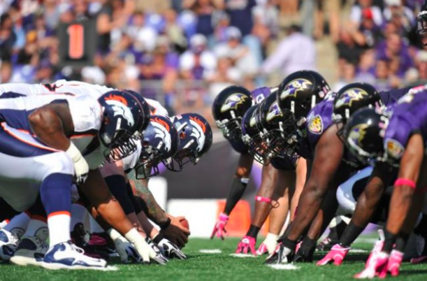 Ravens to Corral Broncos in Baltimore