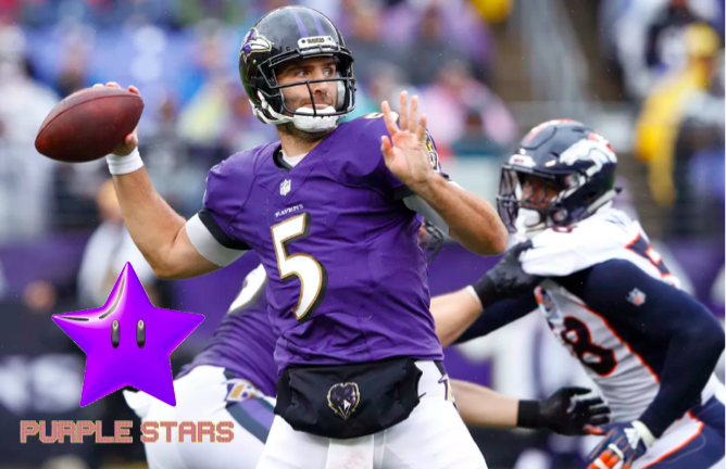 baltimore ravens purple stars for week 3 win over denver broncos