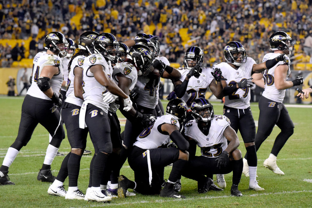 Bet on Ravens Defense in Charlotte