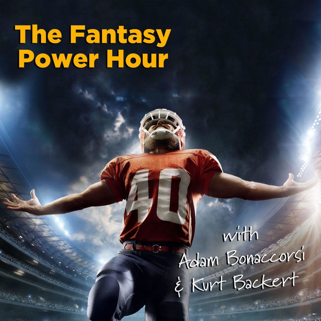 Fantasy Power Hour: Week 9