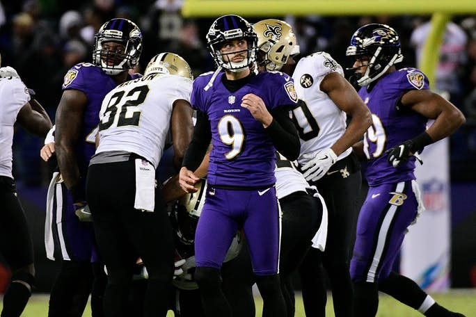 Tucker, Ravens Need to Regroup Quickly
