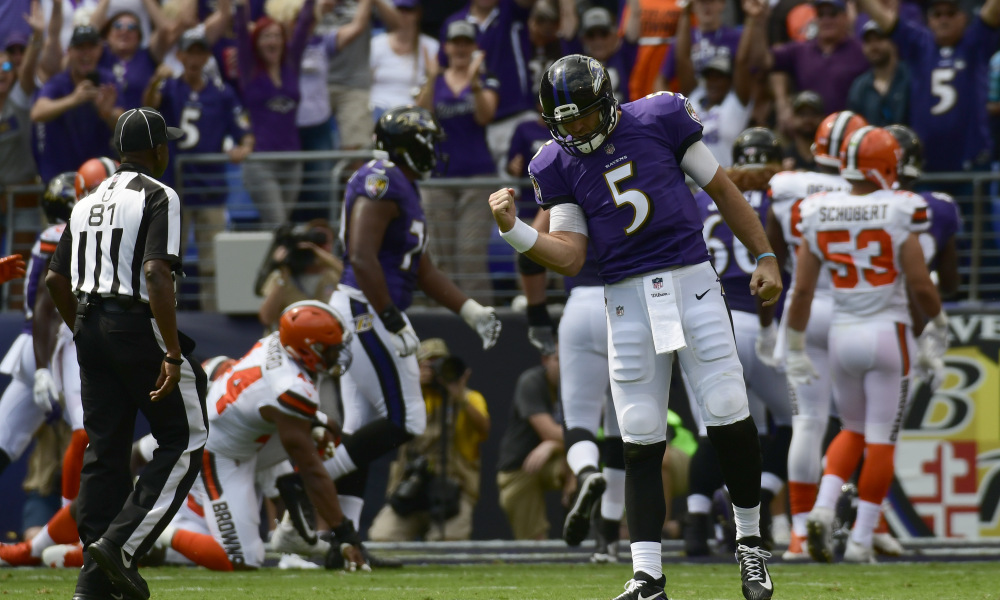 Evolving Dynamic: Flacco and Jackson