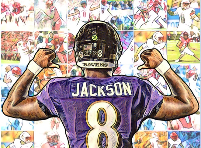 Is There a Lamar Jackson Comparison?