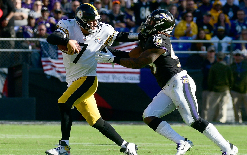 Ravens @ Steelers – Wednesday