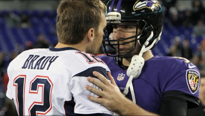 Patriots Perspective on Ravens