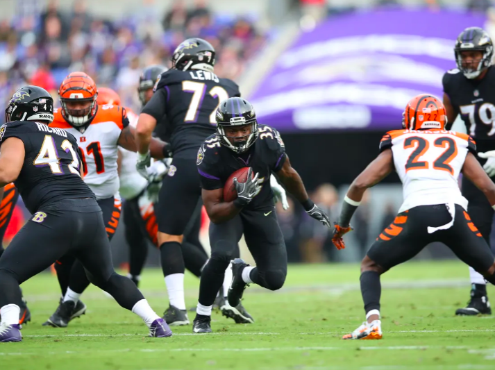 Ravens @ Falcons – Wednesday