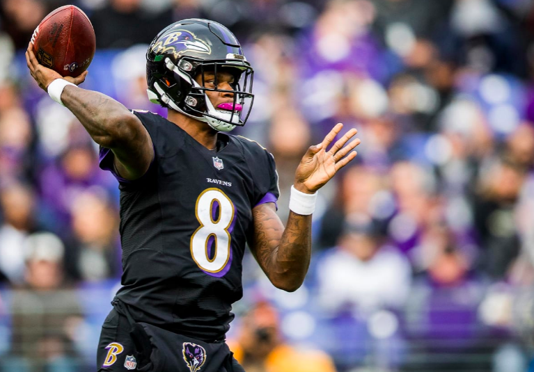 Playoff Road Goes Through Lamar Jackson