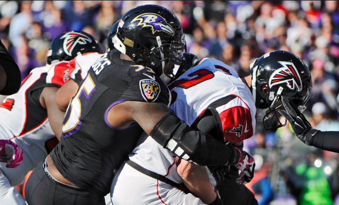 Can Ravens Ground High-Flying Falcons?