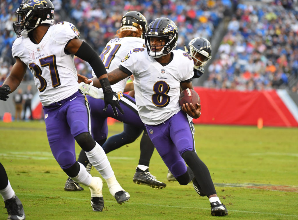 Baltimore Ravens Bold Predictions Will Jackson Improve to 2-0 as Starter  5ce1da74f