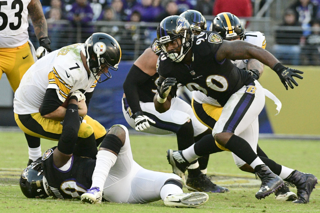 Ravens Fall to Steelers 23-16
