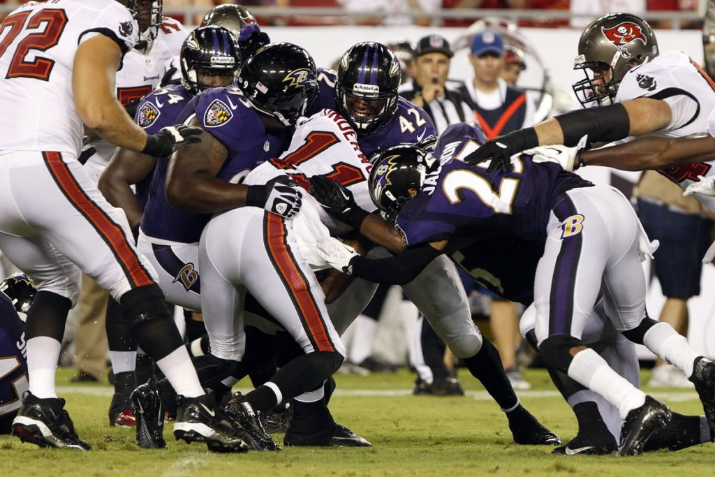 Ravens Have Big Opportunity vs. Bucs