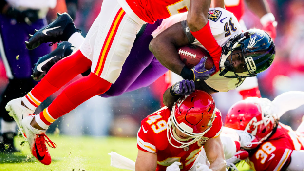 Can Ravens Get Past Chiefs on MNF?