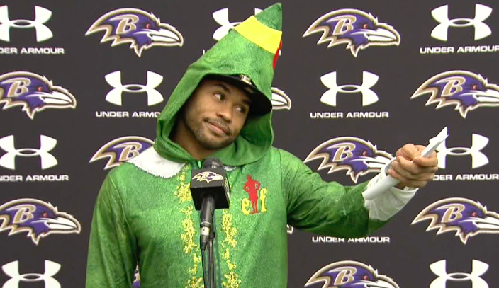 Ravens Carols for the #HolidaySZN