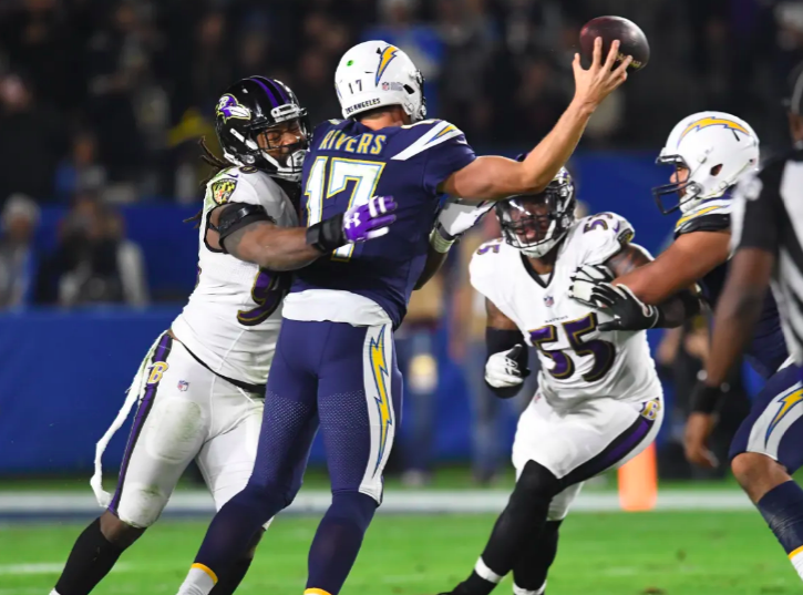 Ravens vs. Chargers – Round 2