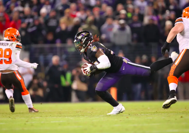 Smith, Mosley Deliver AFC North Title