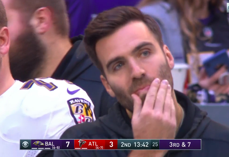 Potential Joe Flacco Trade Destinations