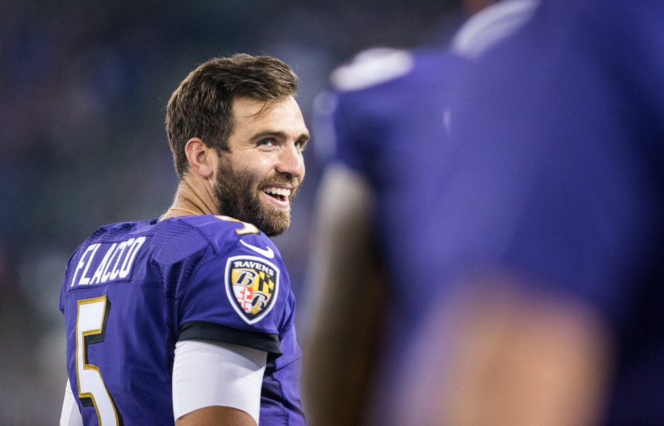 Is There a Market for Joe Flacco?