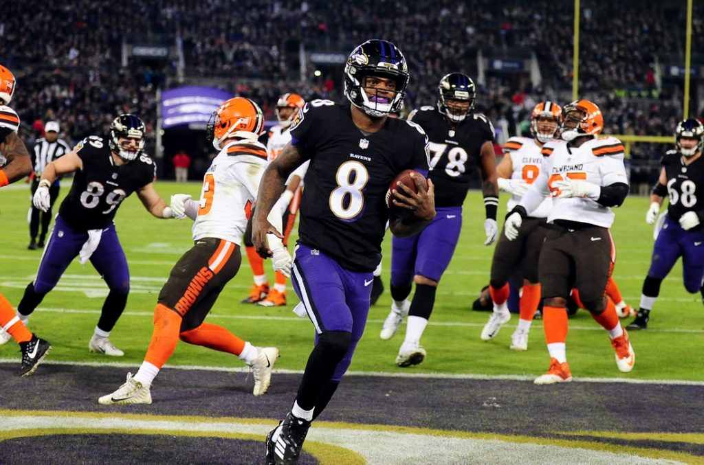 Ravens Go Outside Box for Offensive Help