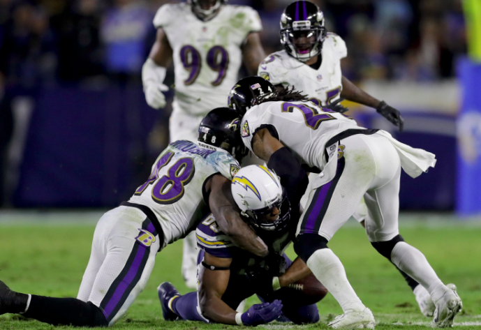 Can Ravens Discharge the Bolts Again?