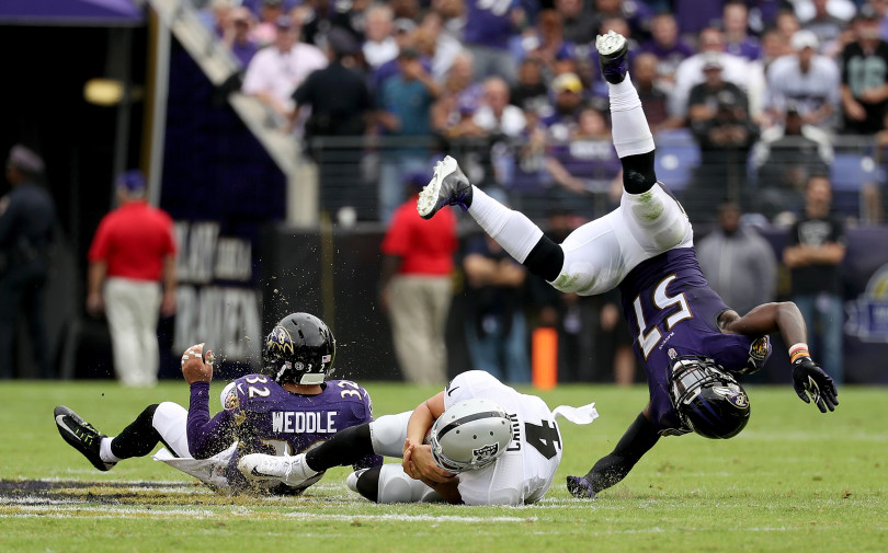 Baltimore Ravens Rsr Podcast Has Marty Ball Hit The Wall