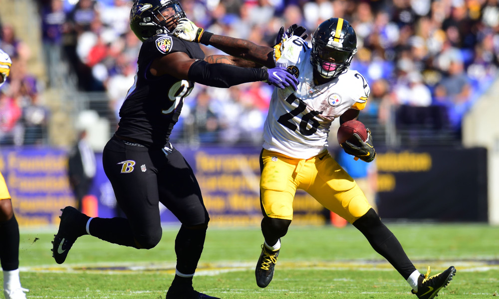 Le'Veon Bell Rumors Just Won't Go Away