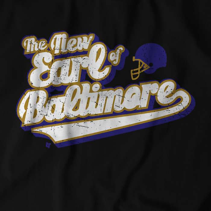 New Earl of Baltimore Shirts!