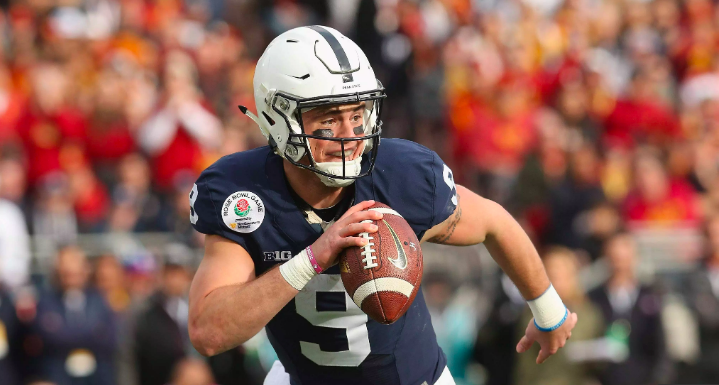 Ravens Draft QB Trace McSorley in Rd 6