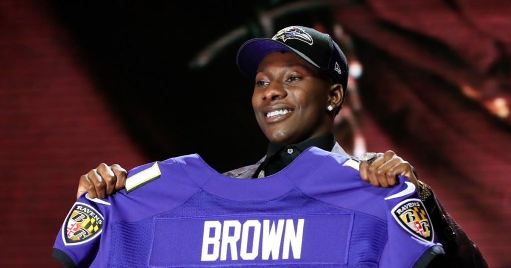 New-Look Ravens Have Speed, Toughness
