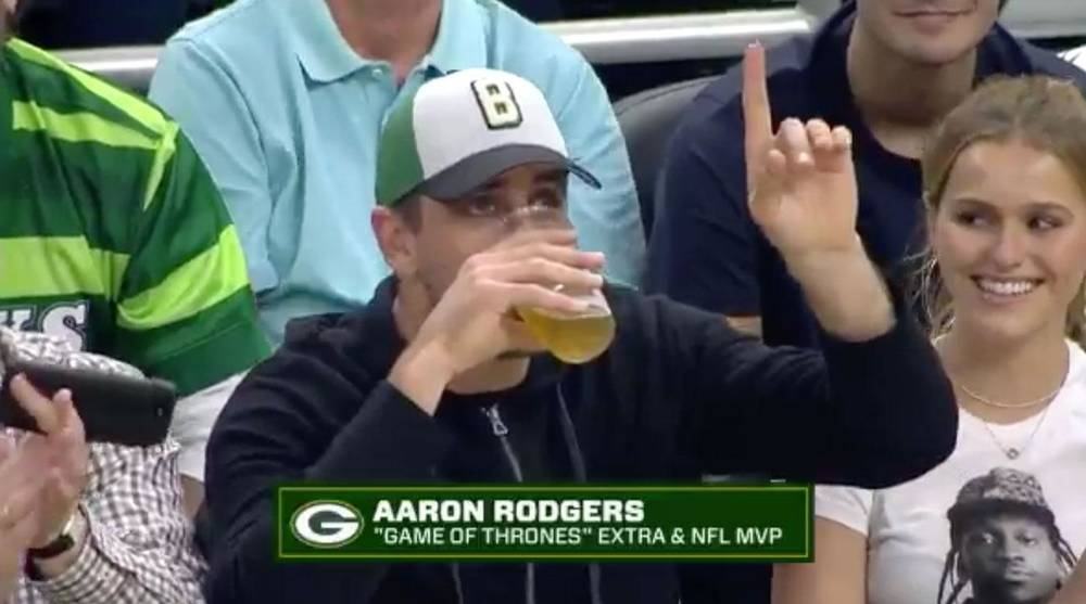 Quarterbacks Chug Now? Ok, Why Not?