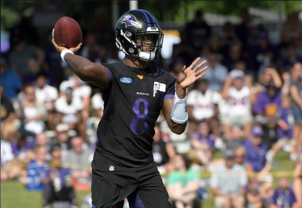 John Harbaugh: Lamar Played Great