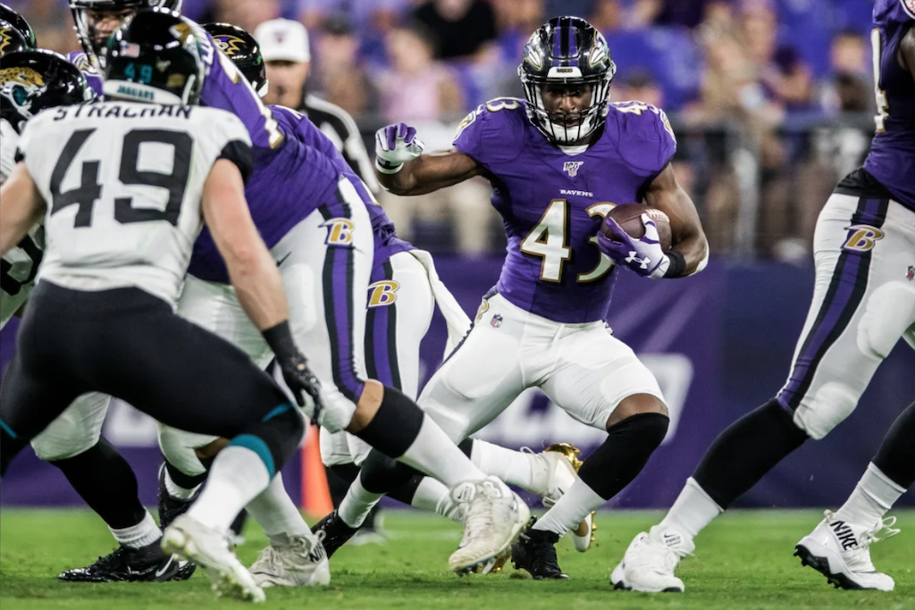 Ravens Rookie Report