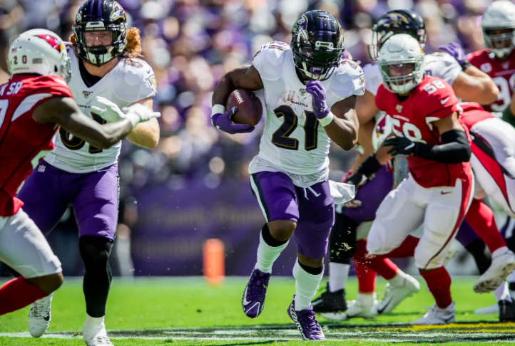 Examining the Ravens' Running Success