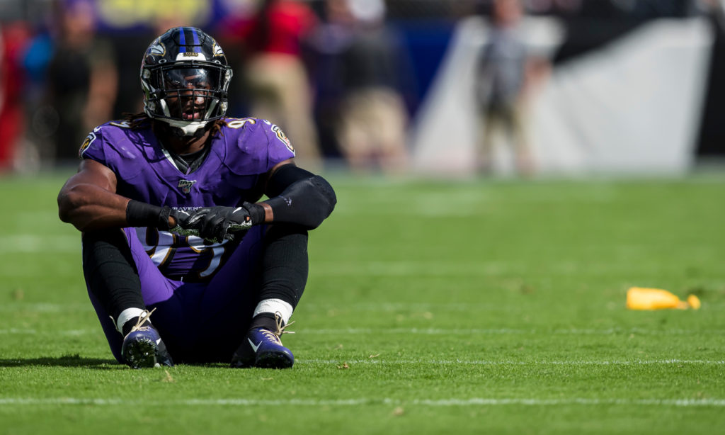 Ravens Defense Hits All-Time Low