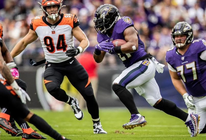 Ravens @ Colts – Wednesday