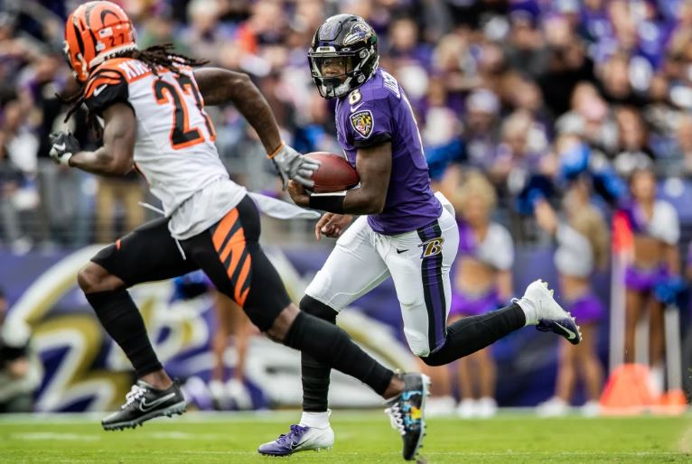 Ravens @ Bengals – Friday/Game Status