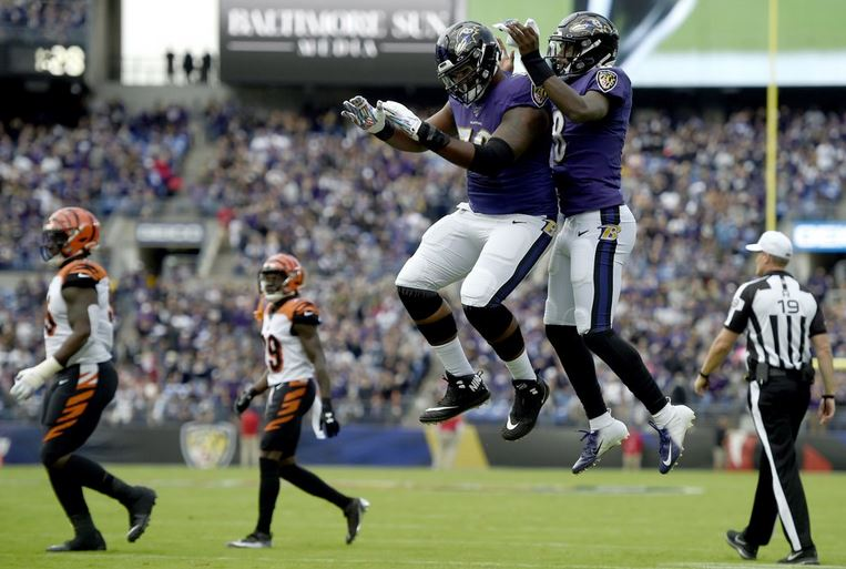 Ravens Do Enough to Get By Cincy