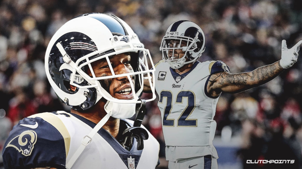 Marcus Peters: A Stroke of Genius!