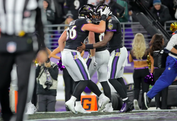 Ravens Shine on Sunday Night Football