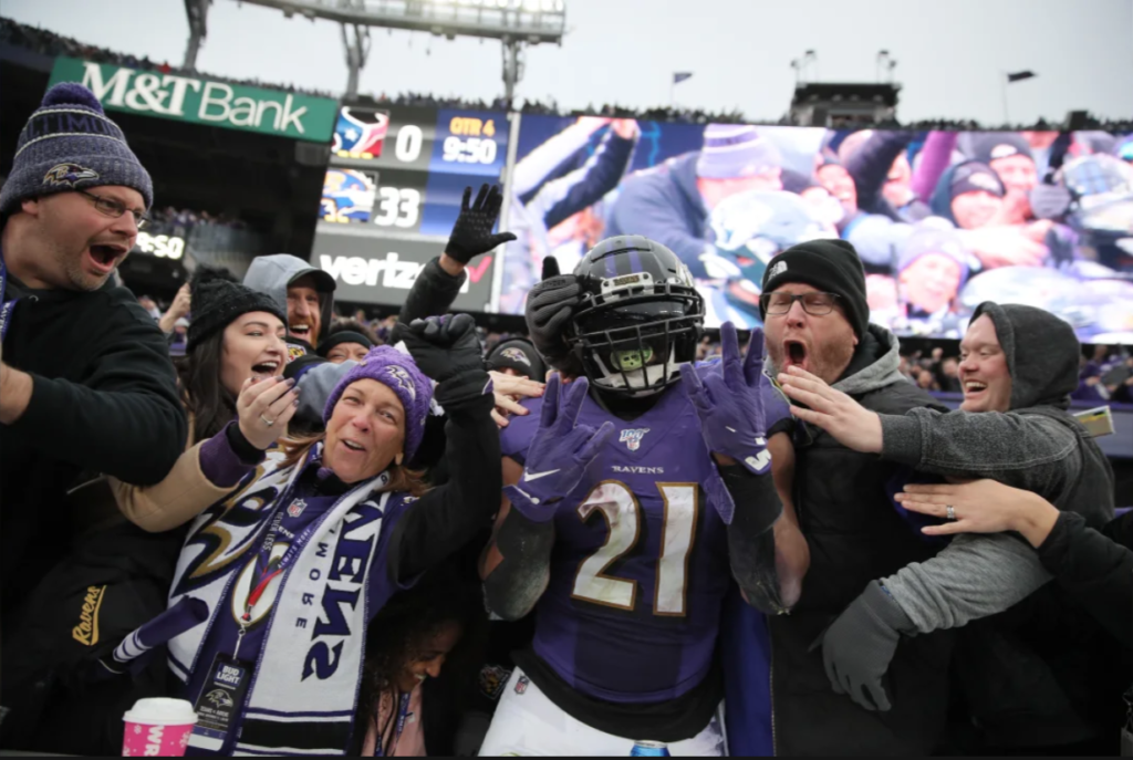 Ravens Hope for Repeat of 2019 vs HOU