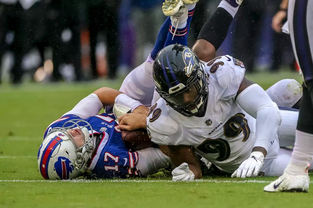 Buffalo Hunting 12 06 2019 Baltimore Ravens News