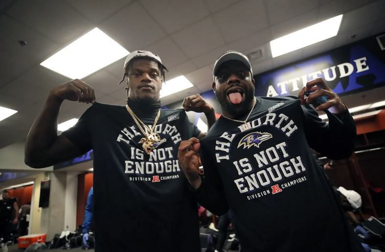 AFC North Champs!