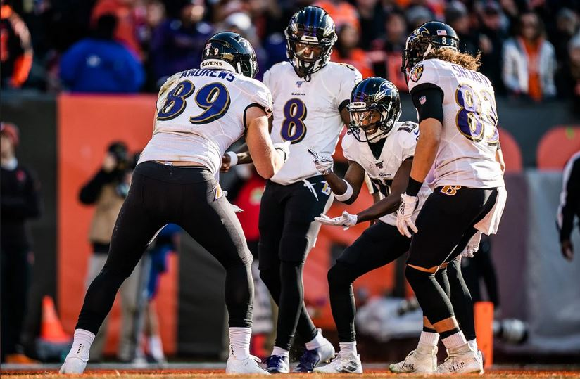Ranking the Ravens' Uniforms