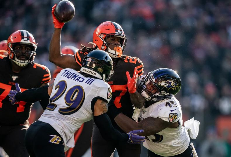 Ravens Rewrite Record Books