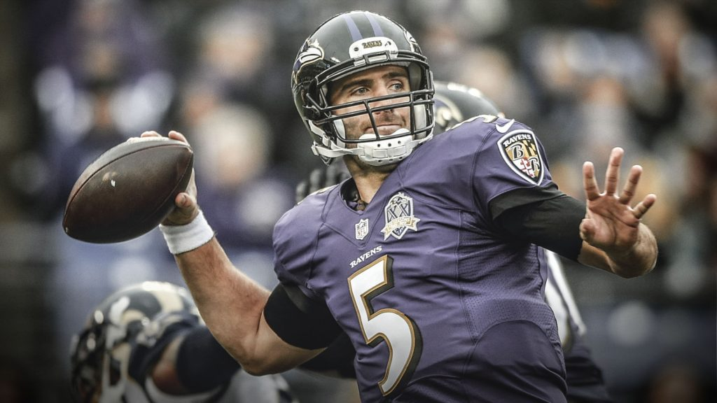 Ravens Player of The Decade