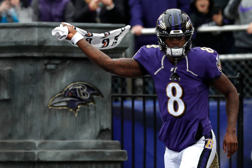 Baltimore Ravens Ravens Sitting Pretty Heading Into 2020