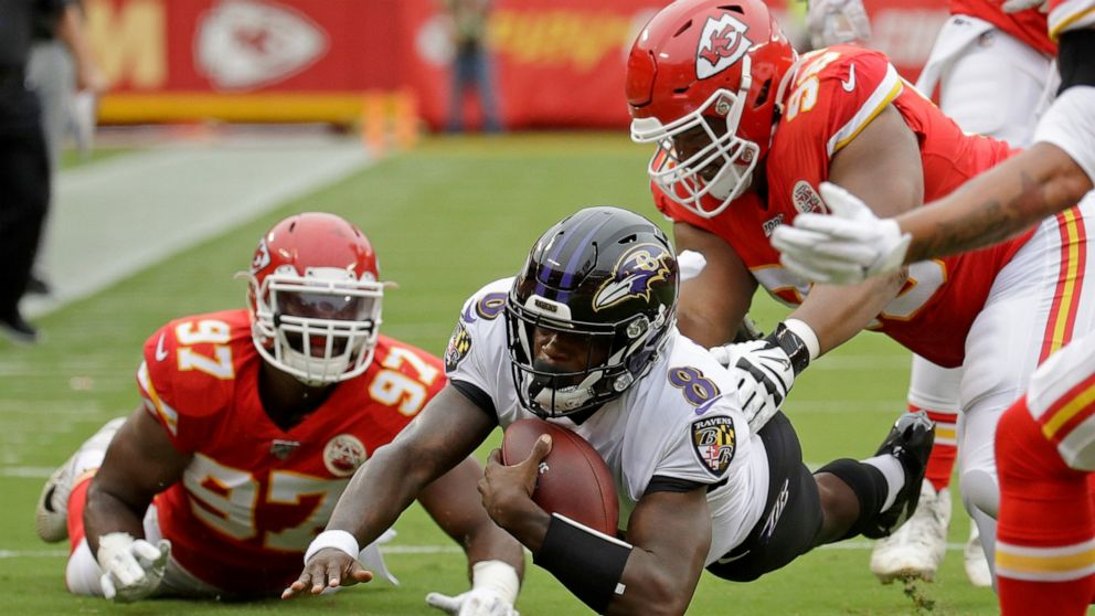 Ravens Fans Should Root For Chiefs