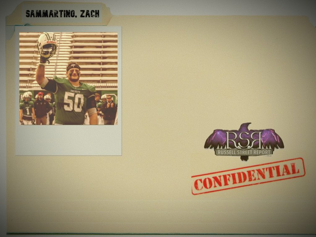 Zach Sammartino, G, Dartmouth
