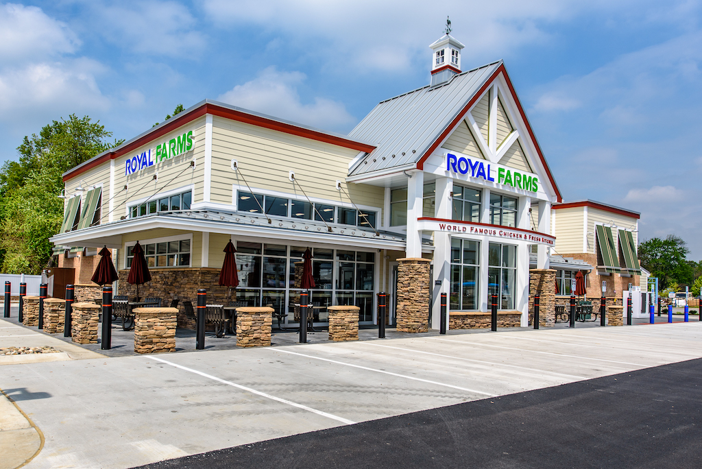 Royal Farms Giving Back